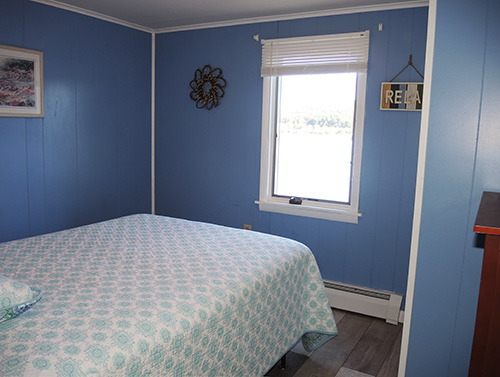 Trout Brook double bedroom