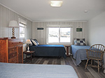 Trout Brook twin bedroom