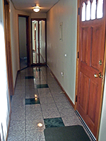 76 Elm Apartment entry