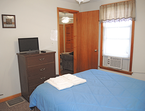 Miller Street Apts Bedroom