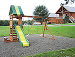 Double Play Cabins playground