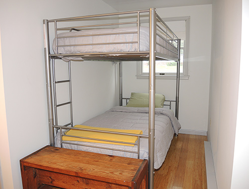 Highland Haven bunk beds