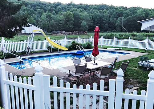 Creekside Farm pool