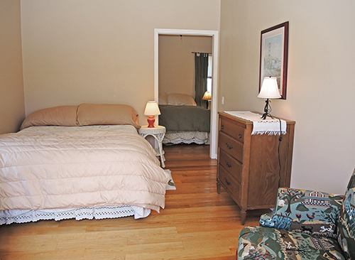Victory Hill bedroom suite