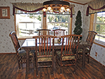 Country Daze dining room