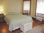 Dunlop House bedroom