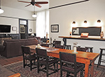 Amy's Schoolhouse dining room