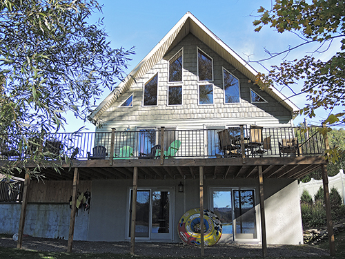 riverbend rental on lake near cooperstown ny cooperstown stay