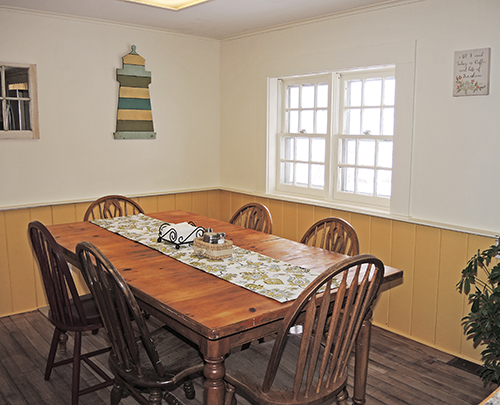Peterson Place dining room
