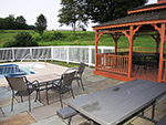 Peterson Place pool deck