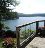 Waterfront House Rental in Cooperstown, NY